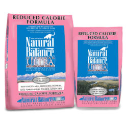 Natural Balance Reduced Calorie Formula Dry Cat Food