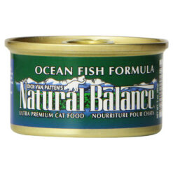 Natural Balance Ocean Fish Formula Canned Cat Food