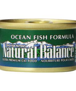 Natural Balance Ocean Fish Formula Canned Cat Food
