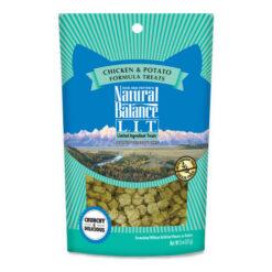 Natural Balance L.I.T. Limited Ingredient Treats Chicken & Potato Formula Cat Treats