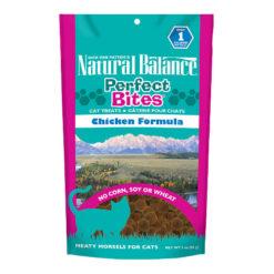 Natural Balance Perfect Bites Chicken Formula Cat Treats