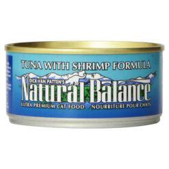 Natural Balance Tuna with Shrimp Formula Canned Cat Food