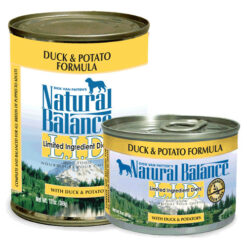 Natural Balance L.I.D. Limited Ingredient Diets® Duck & Potato Canned Dog Food