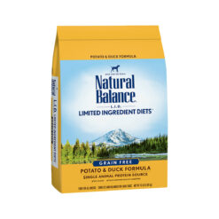 Natural Balance Grain Free L.I.D. Potato and Duck Dry Dog Food