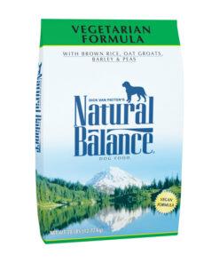 Natural Balance Vegetarian Formula Dry Dog Food
