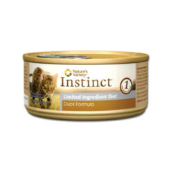 Nature's Variety Instinct Grain Free Limited Ingredient Duck Formula Canned Cat Food