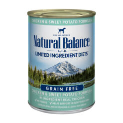 Natural Balance Chicken & Potato canned dog food