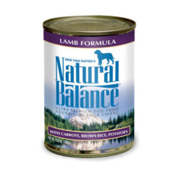 Natural Balance Ultra Premium Lamb Canned Dog Food