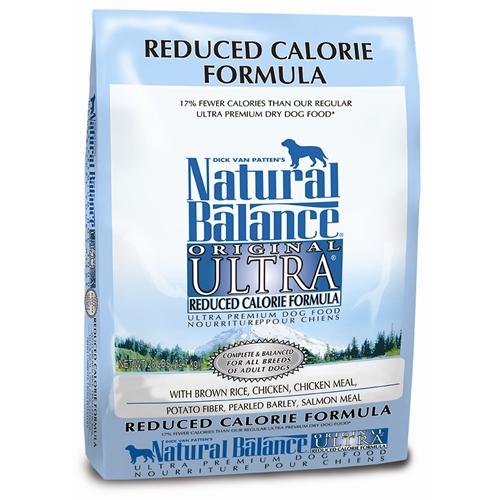 Natural Balance Original Ultra Reduced Calorie Formula for Dogs