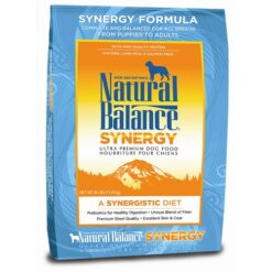Natural Balance SYNERGY Ultra Dog Formula