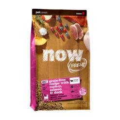 NOW! FRESH Grain Free Adult Recipe Dry Cat Food