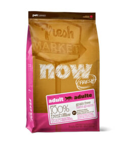 NOW! FRESH Grain Free Adult Recipe Cat Dry Food