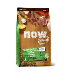 NOW! FRESH Grain Free Kitten Recipe Dry Food