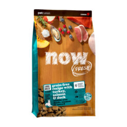 Now Fresh Grain-Free Large Breed Senior Weight Management Recipe Dry Dog Food