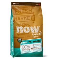NOW! FRESH Grain Free Large Breed Adult Dog Dry Recipe
