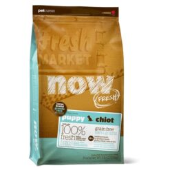 NOW! FRESH Grain Free Large Breed Puppy Dry Recipe