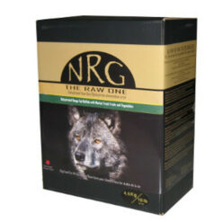 NRG Raw One Grain Free Dog Food