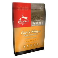 Orijen Adult Cat & Kitten Formula Dry Food