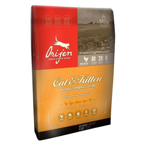 Orijen Adult Cat & Kitten Formula Dry Food