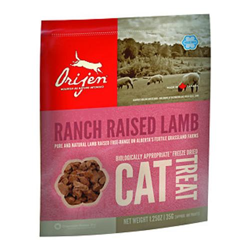 Orijen Ranch Raised Lamb Freeze-Dried Cat Treats