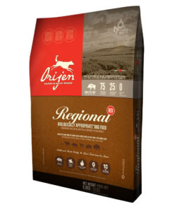 Orijen Regional Red Dog Dry Formula