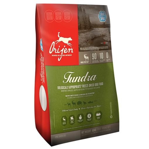 Orijen Tundra Freeze-Dried Dog Food