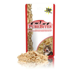 PureBites Chicken Breast Freeze-Dried Cat Treats
