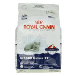 Royal Canin Feline Health Nutrition Indoor Mature 27 Dry Cat Food