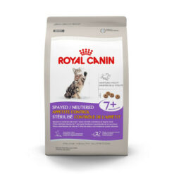 Royal Canin Feline Health Nutrition 7+ Spayed/Neutered Appetite Control Dry Cat Food