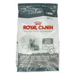 Royal Canin Feline Care Nutrition Oral Sensitive 30 Dry Cat Food