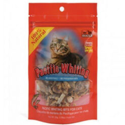 Snack 21 Pacific Whiting Cat Treats