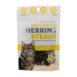 Snack 21 Herring Steaks Cat Treats