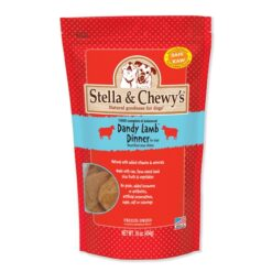 Stella & Chewy's Freeze-Dried Dandy Lamb Dinner