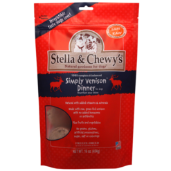 Stella & Chewy's Freeze-Dried Simply Venison Dinner