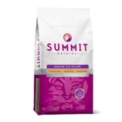 SUMMIT Original Three Meat Indoor Cat Food Recipe Dry Food