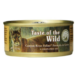 Taste of the Wild Canyon River Formula Canned Cat Food