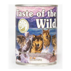 Taste of the Wild Wetlands Canned Dog Food