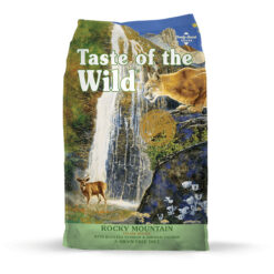 Taste of the Wild Rocky Mountain Grain-Free Dry Cat Food
