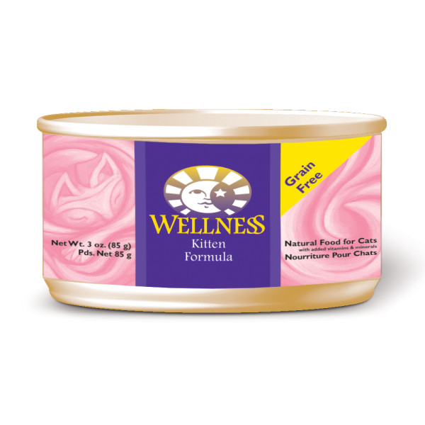 Wellness Kitten Formula Kitten Canned Food
