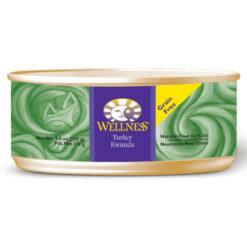 Wellness Turkey Formula Canned Cat Food
