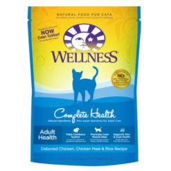 Wellness Complete Health Deboned Chicken, Chicken Meal & Rice Adult Dry Cat Food