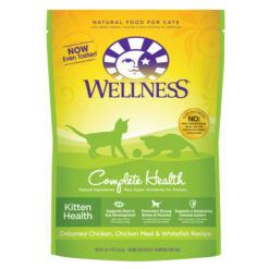 Wellness Complete Health Kitten Dry Cat Food
