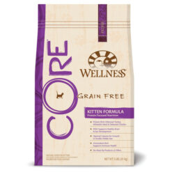 Wellness CORE Grain Free Kitten Formula Dry Cat Food