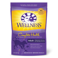 Wellness® Super5Mix Complete Health Deboned Chicken & Oatmeal Adult Dry Dog Food