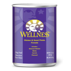 Wellness Complete Health Chicken & Sweet Potato Formula Canned Dog