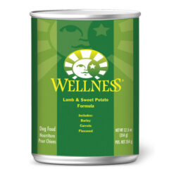 Wellness Complete Lamb & Sweet Potato Formula Canned Dog