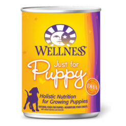 Wellness Complete Just For Puppy Formula Canned Dog