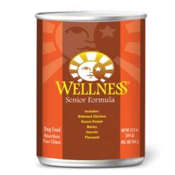 Wellness Complete Health Senior Formula Canned Dog