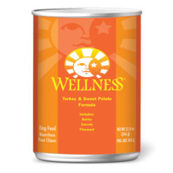 Wellness Complete Health Turkey & Sweet Potato Formula Canned Dog