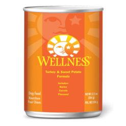 Wellness Complete Health Turkey & Sweet Potato Formula Canned Dog